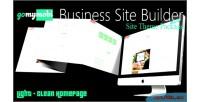 S gomymobibsb site homepage theme clean light