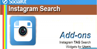 Search instagram for socialkit