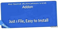 Send re activation system exchange powerful