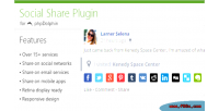Share social phpdolphin for plugin