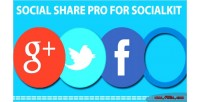 Share social socialkit for pro