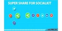 Share super for socialkit