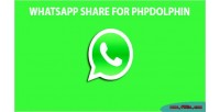 Share whatsapp for phpdolphin