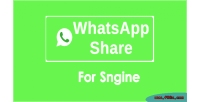 Share whatsapp sngine for addon