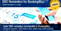 Sms bookingwizz reminders