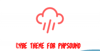 Theme cybe for phpsound