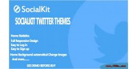 Themes twitter for socialkit