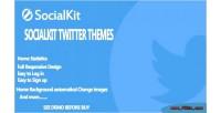 Themes twitter for socialkit