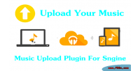 Upload music sngine for plugin
