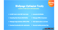 Webpage optimizer tools for a to tools seo z