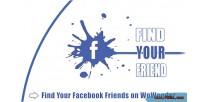 Your find wowonder friend facebook