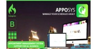 Appointment apposys management system