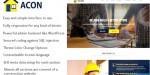 Architecture acon & cms website construction