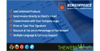 Awesome kinginvoice tool invoice generate for
