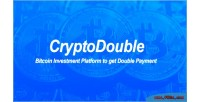 Bitcoin cryptodouble investment to platform payment double get