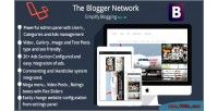 Blogger the blogging simplify network