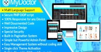 Bootstrap mydoctor doctor script cms directory
