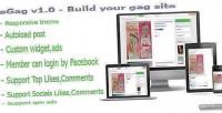 Build sgag site gag your