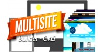 Builder multisite cms