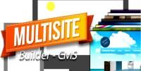 Builder multisite cms