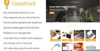 Building construct & cms website construction