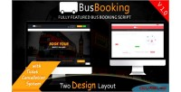 Busbooking online bus booking script php yii2