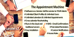 Appointment the machine saas