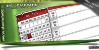 Events 3c php calendar events ajax
