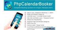 Phpcalendarbooker