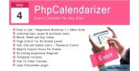 Phpcalendarizer