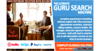 Search guru portal saas business with engine appointment management billing and