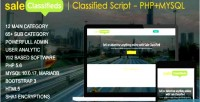Classified sale yii2 script ads classified