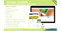 Classifieds themeqx cms