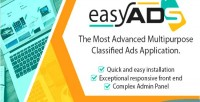 Complex easyads application ads classified