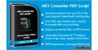 Converter mp3 php script