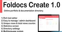 Create foldocs 1 0