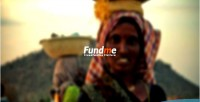 Crowdfunding fundme platform