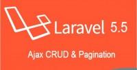Crud ajax pagination