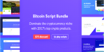 Cryptocurrency bitcoin php bundle 2017 scripts