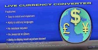 Currency live converter v.1.2