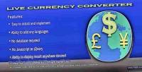 Currency live converter v.1.2