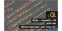 Best cql class cache mysql
