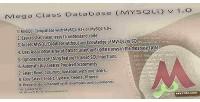Class mega database 1.0 v mysqli