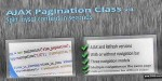 Class pagination 3.0
