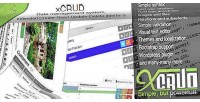 Data xcrud management system