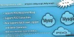 Simplified db pdo mysqli class helper mysql