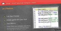 Mysql ssql database abstraction