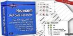 Php hezecom code generator