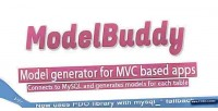 Php modelbuddy model generator