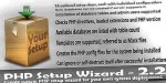 Setup php wizard